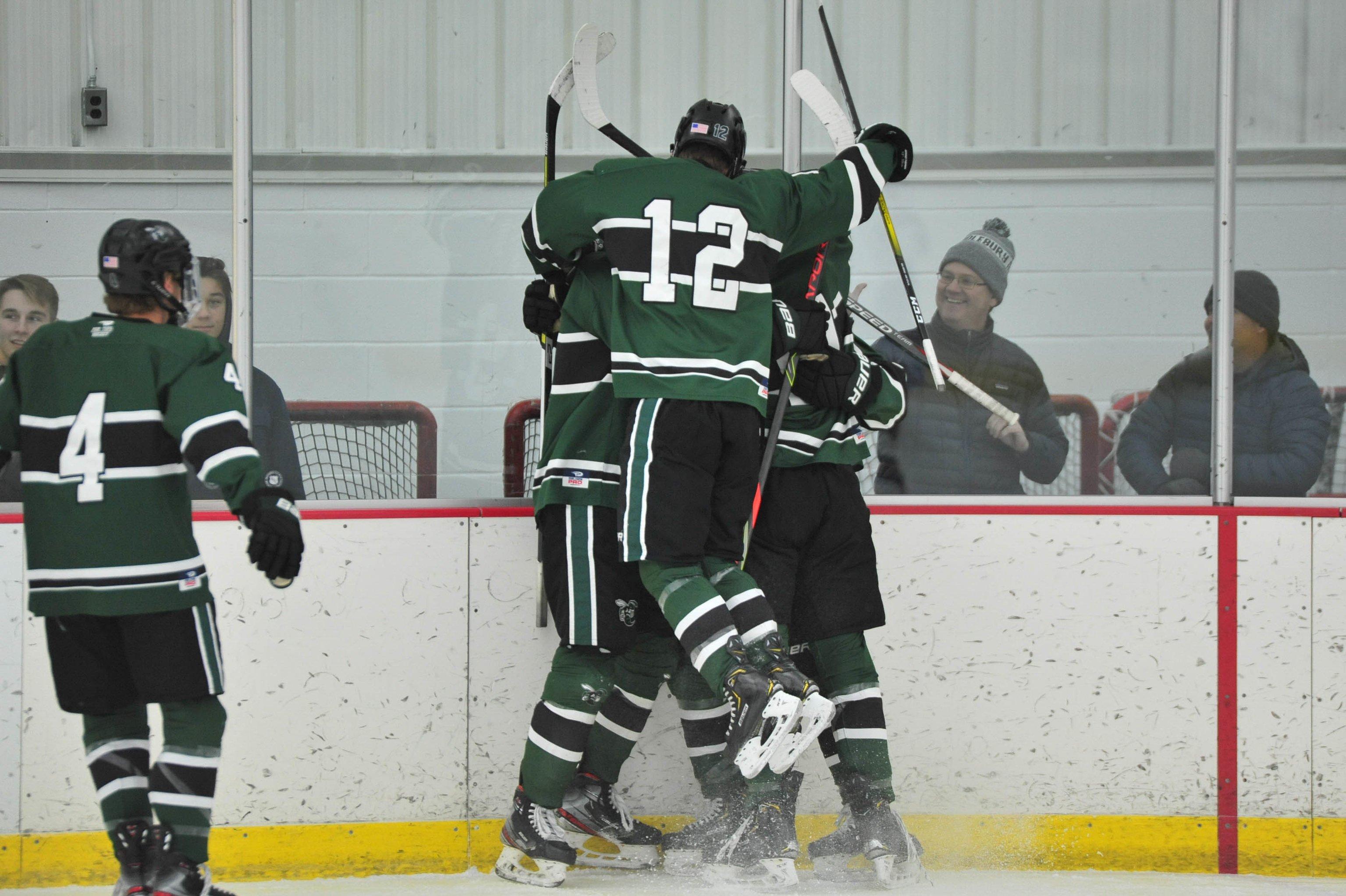 Proctor Academy Boarding Prep School New England Hockey