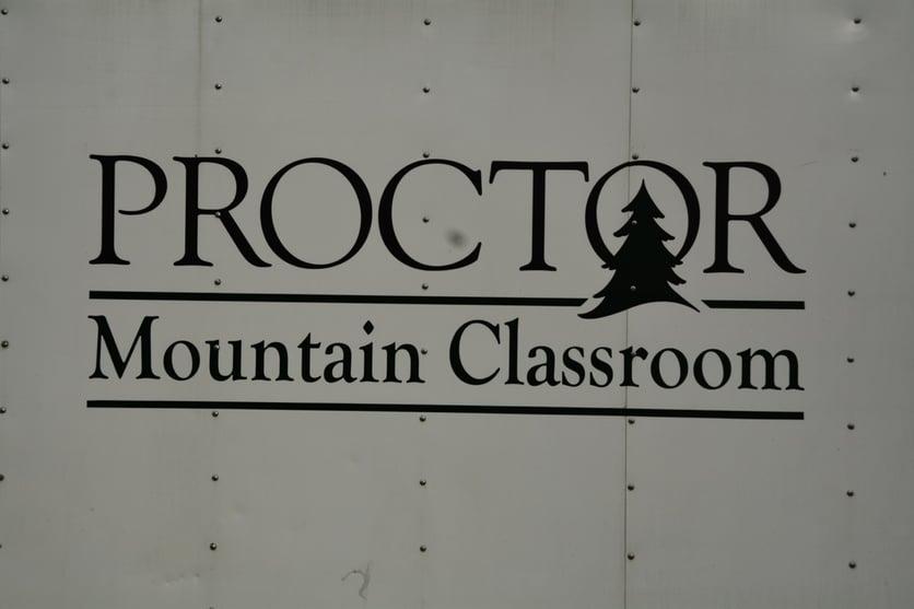 Mountain Classroom Proctor Academy
