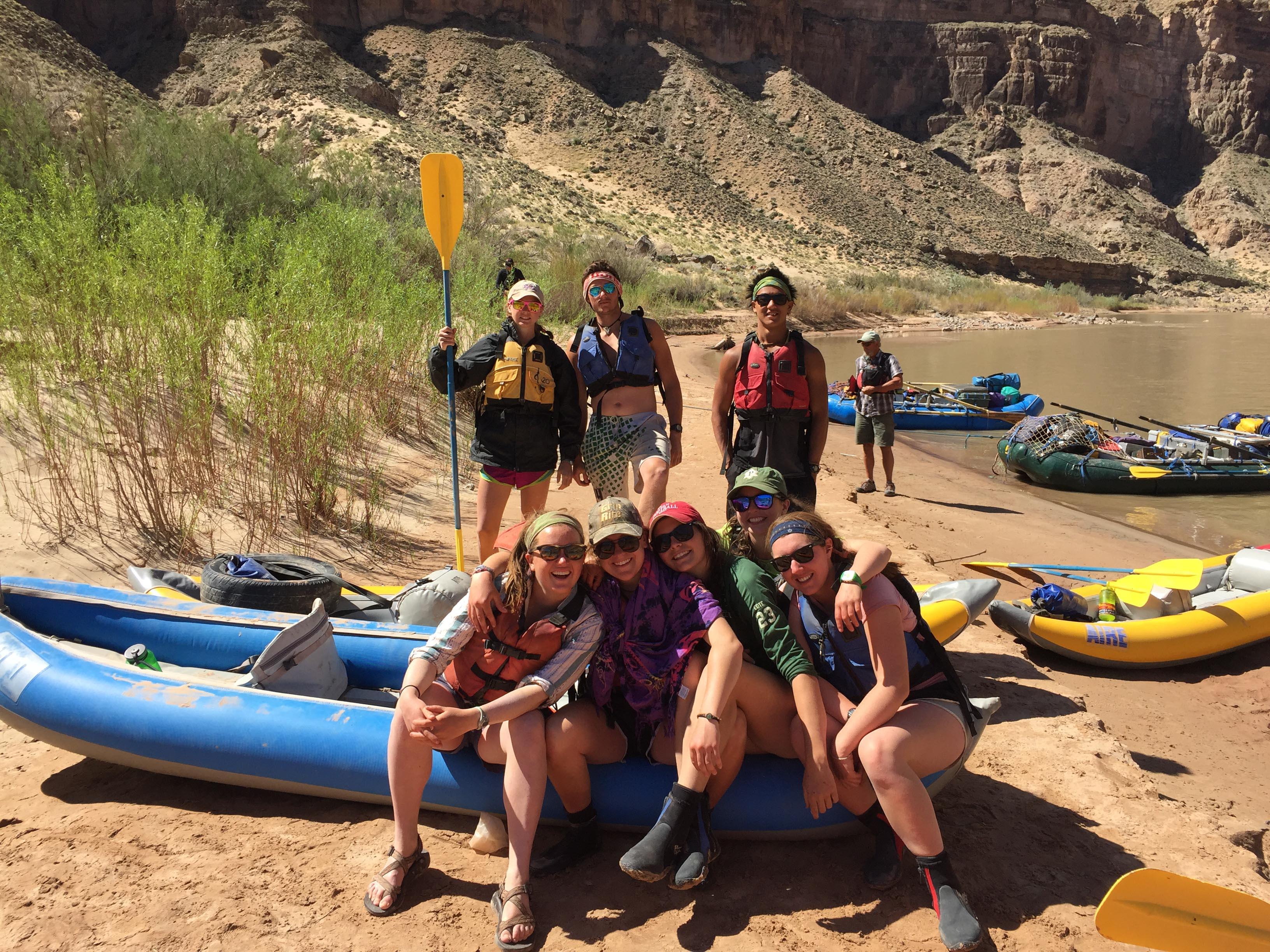 Proctor Academy Mountain Classroom Off-Campus Program