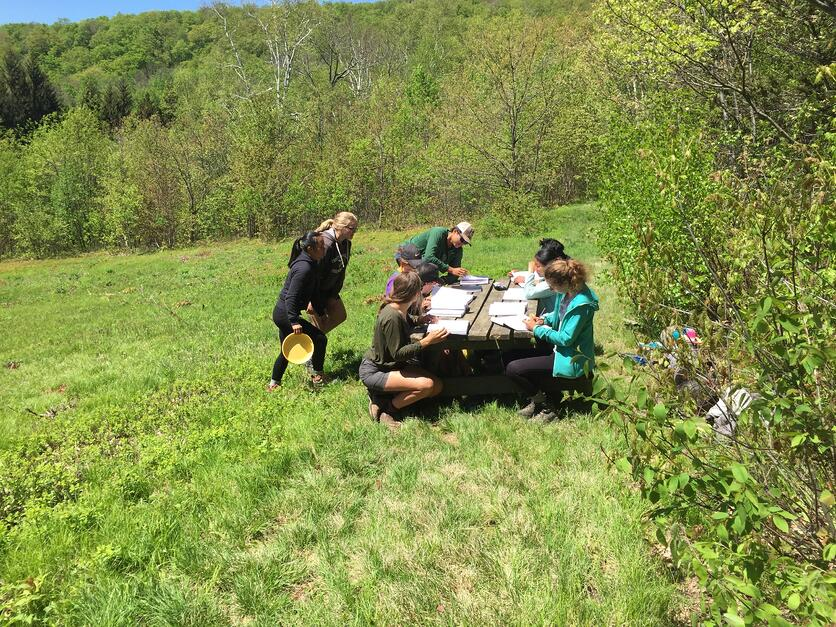 Proctor Academy Mountain Classroom Program Off Campus Study Abroad Experiential Learning High School