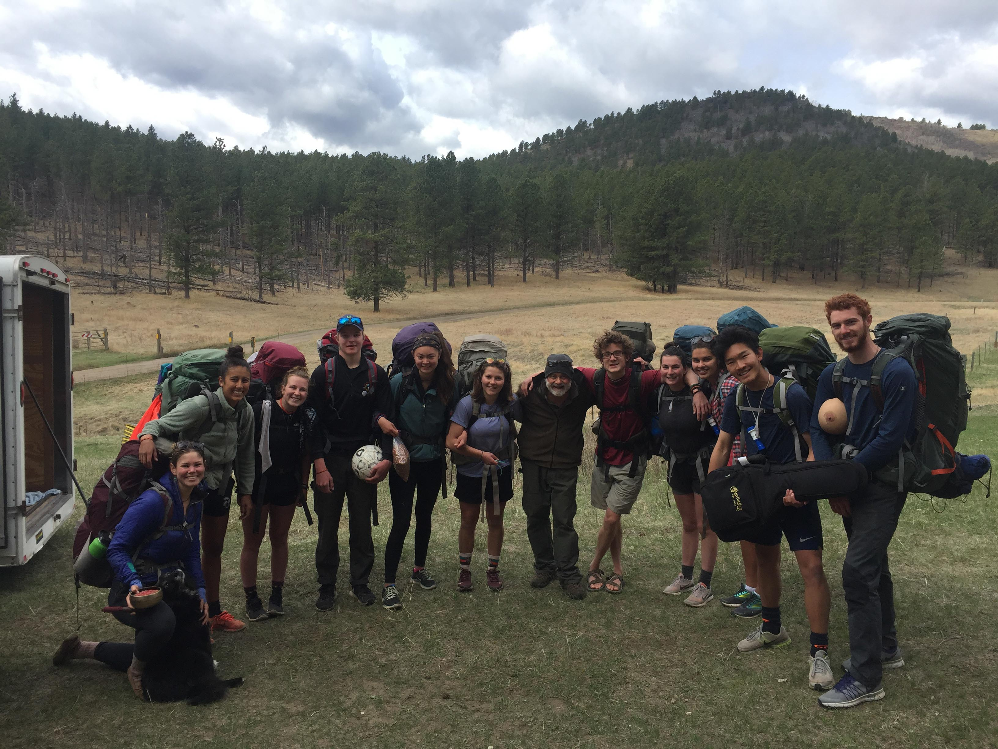 Proctor Academy Mountain Classroom Program-6