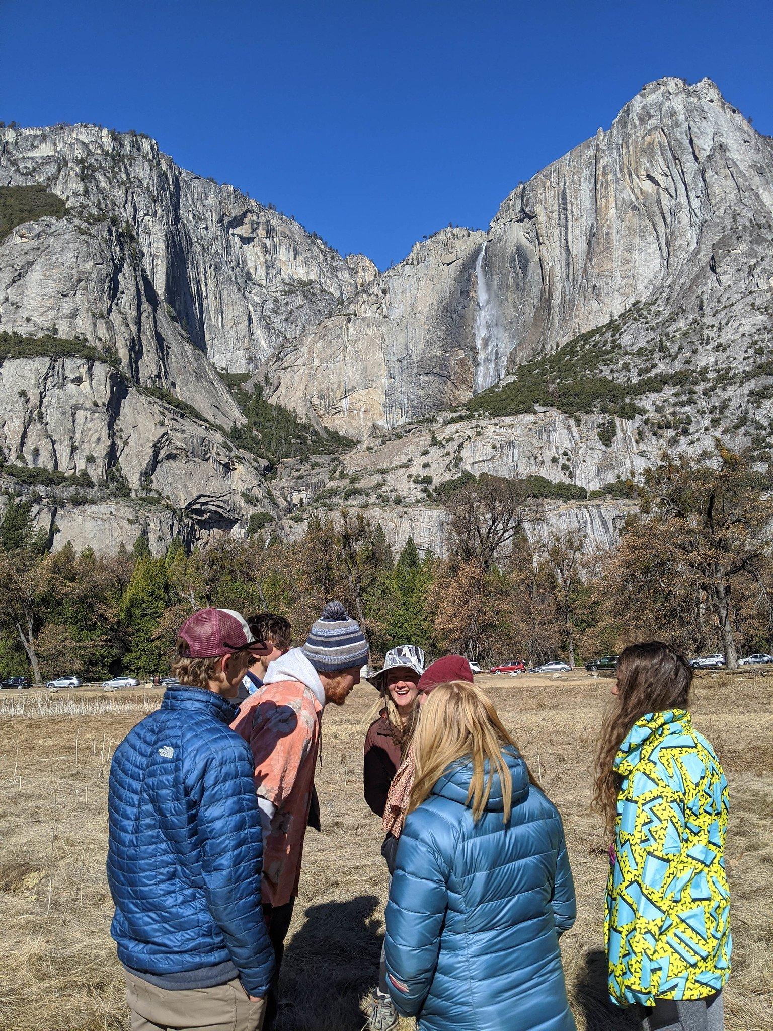 Proctor Academy Mountain Classroom Boarding School