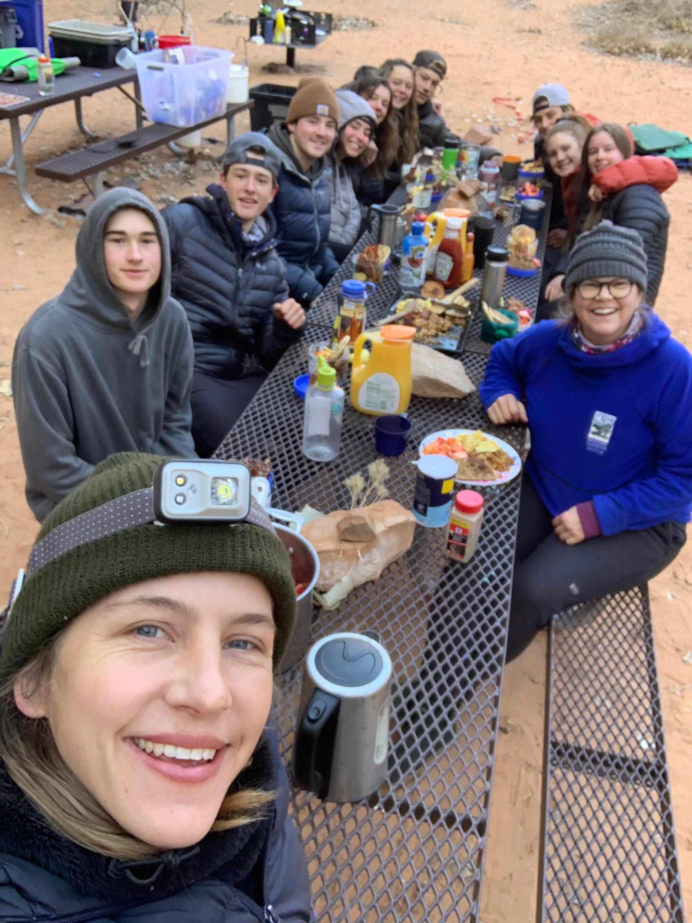 Proctor Academy Mountain Classroom Boarding School Outdoor Education