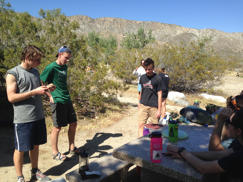 Proctor Academy Mountain Classroom