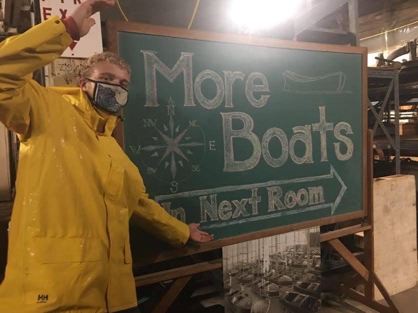 Proctor Academy Boarding School New England Ocean Classroom