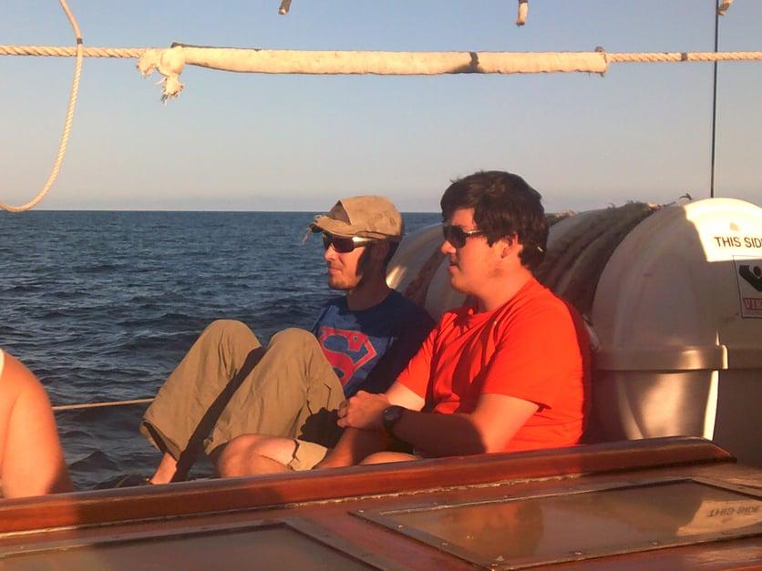 Proctor Academy Ocean Classroom experiential learning boarding school