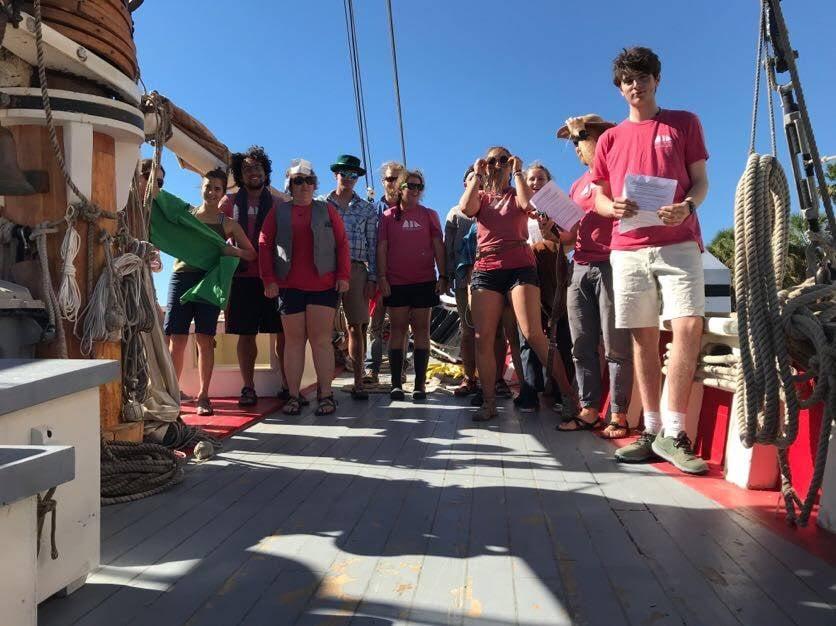 Proctor Academy Ocean Classroom World Ocean School