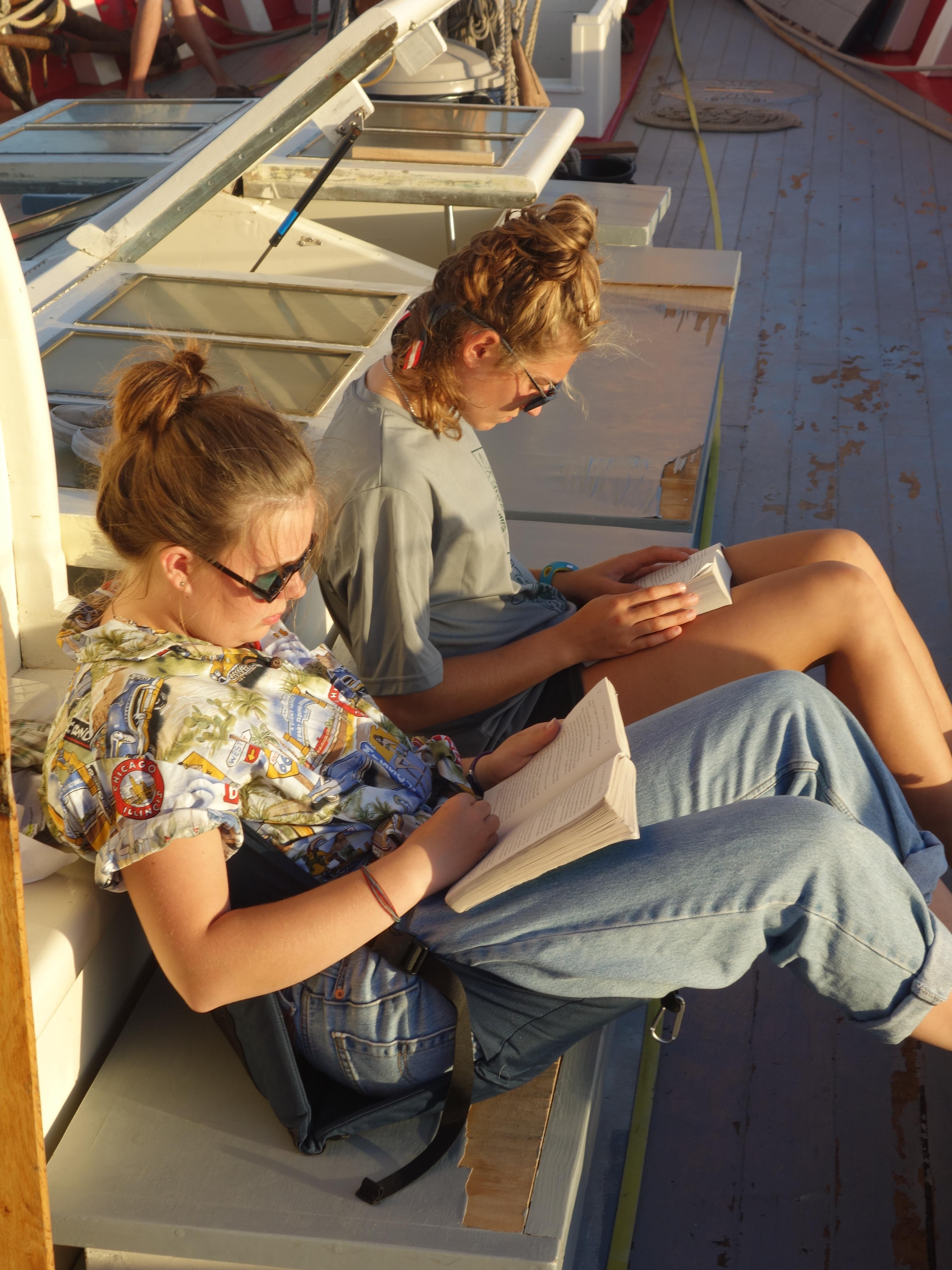 Proctor Academy Ocean Classroom Program