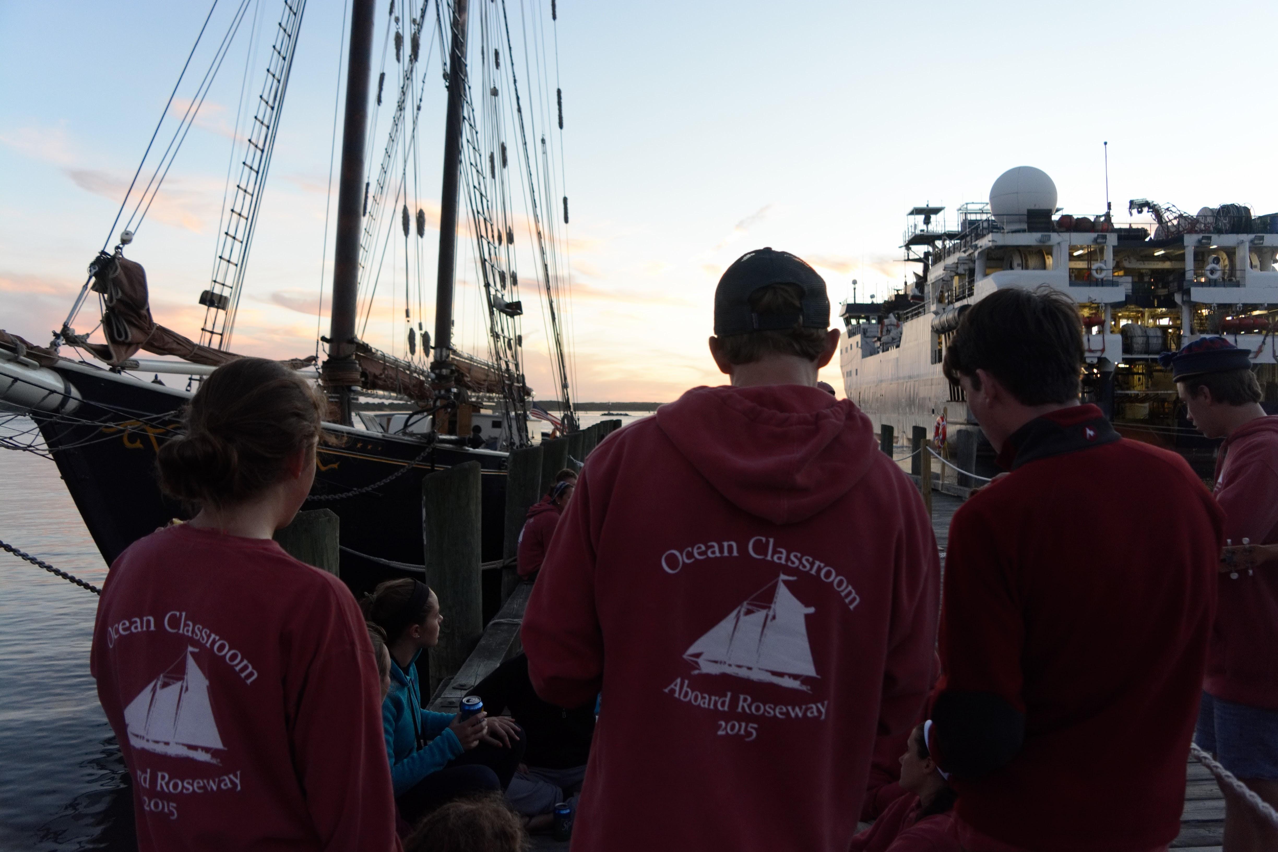 Proctor Academy Ocean Classroom