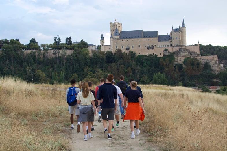Proctor en Segovia learns Segovia's trail system