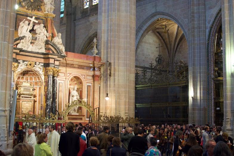 Proctor en Segovia celebrates the Dia de San Frutos.