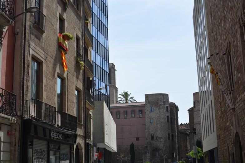 Proctor en Segovia visits Barcelona