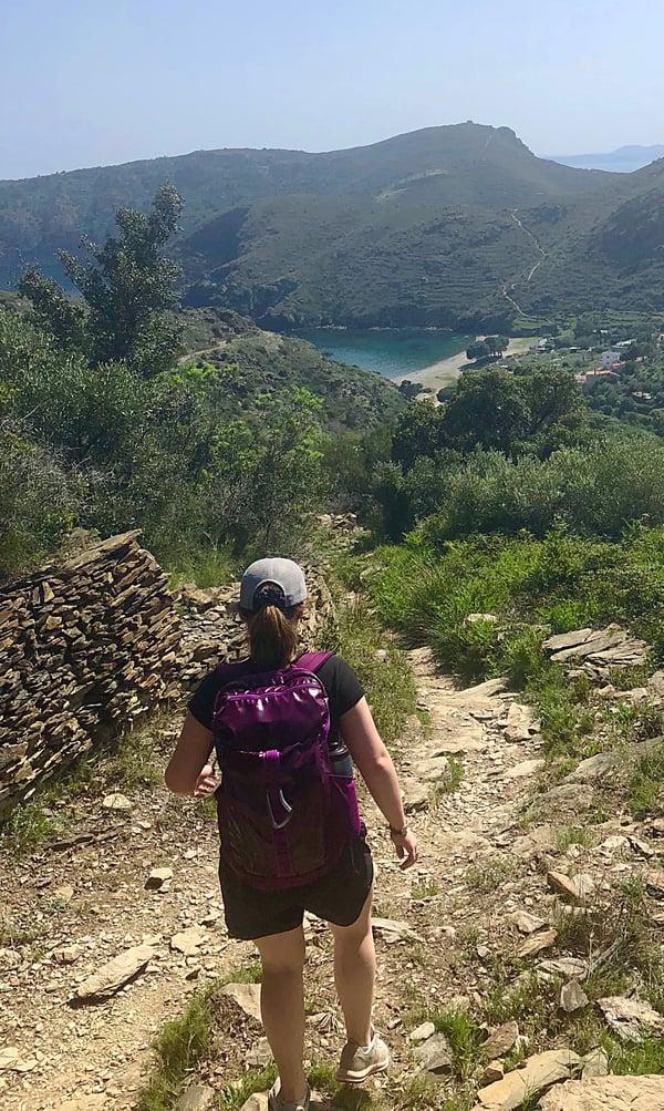 Proctor en Segovia explores the Costa Brava