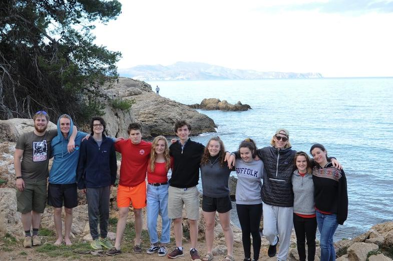Proctor en Segovia explores the Catalan coast