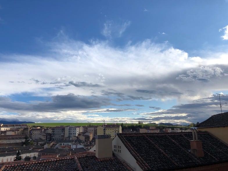 Proctor en Segovia view COVID-19