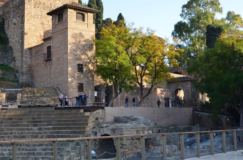 Proctor en Segovia visits Málaga
