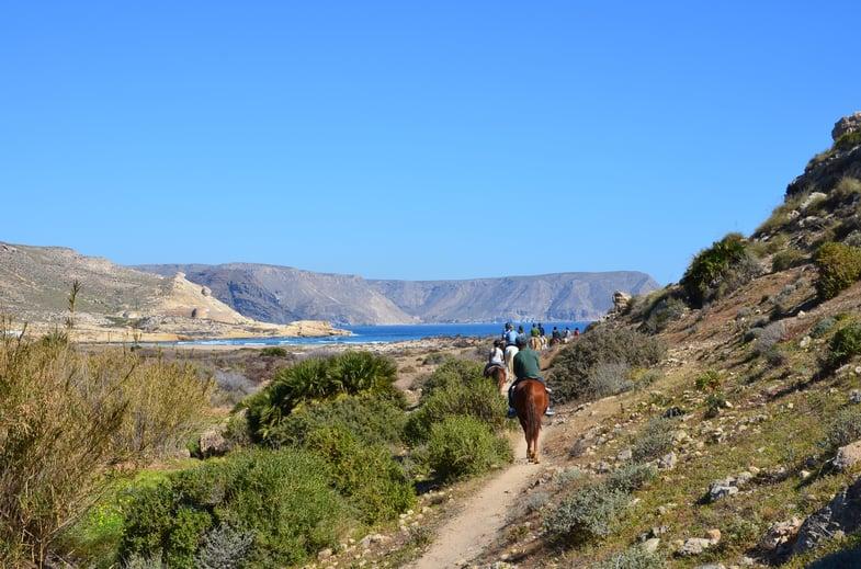 Proctor en Segovia visits Cabo de Gata