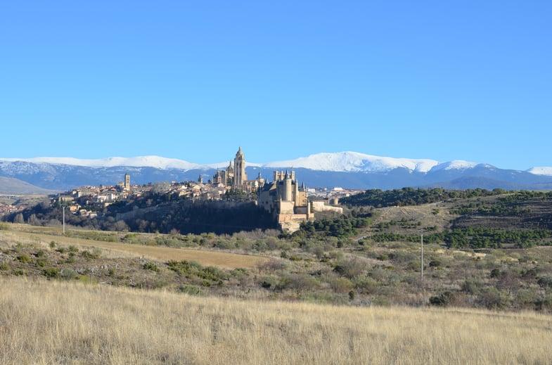 Proctor en Segovia photography afternoon activity