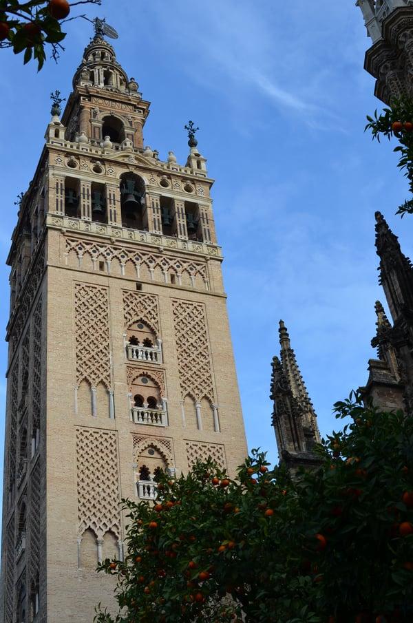 Proctor en Segovia visits the Cathedral of Sevilla