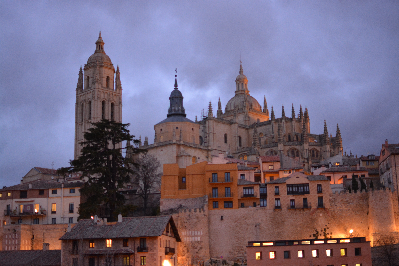Proctor en Segovia orientation activities
