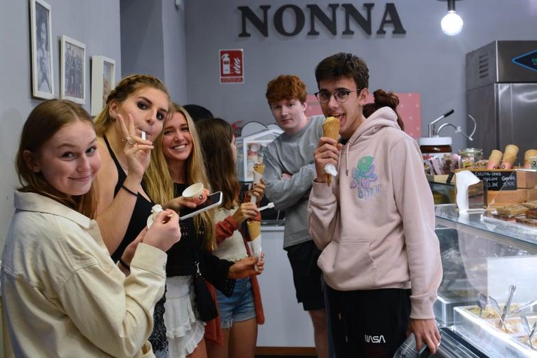 Proctor en Segovia visits Malaga