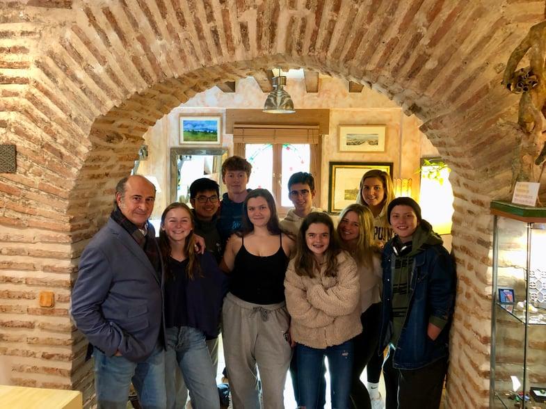 Proctor en Segovia winter 2020 metal arts