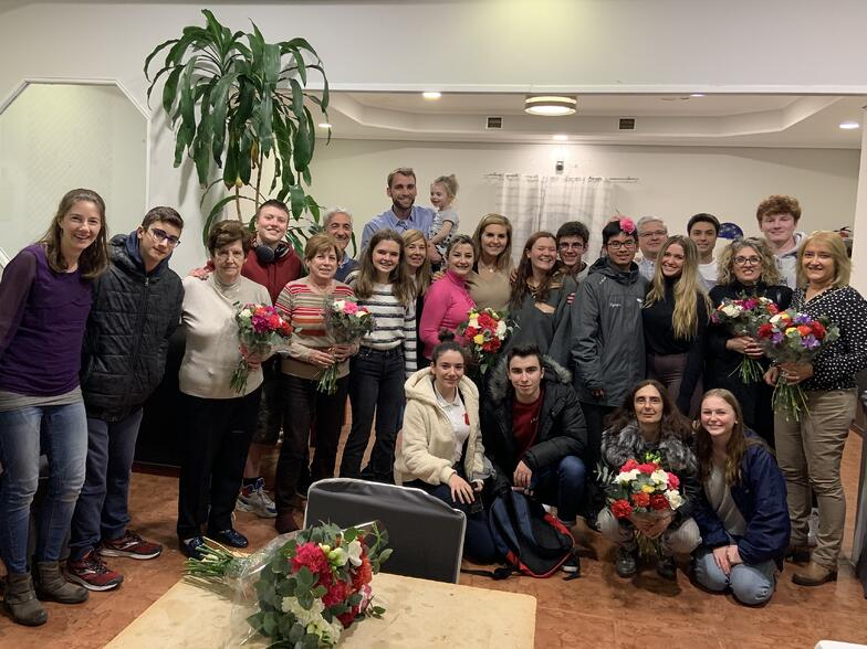 Proctor en Segovia winter 2020 host families