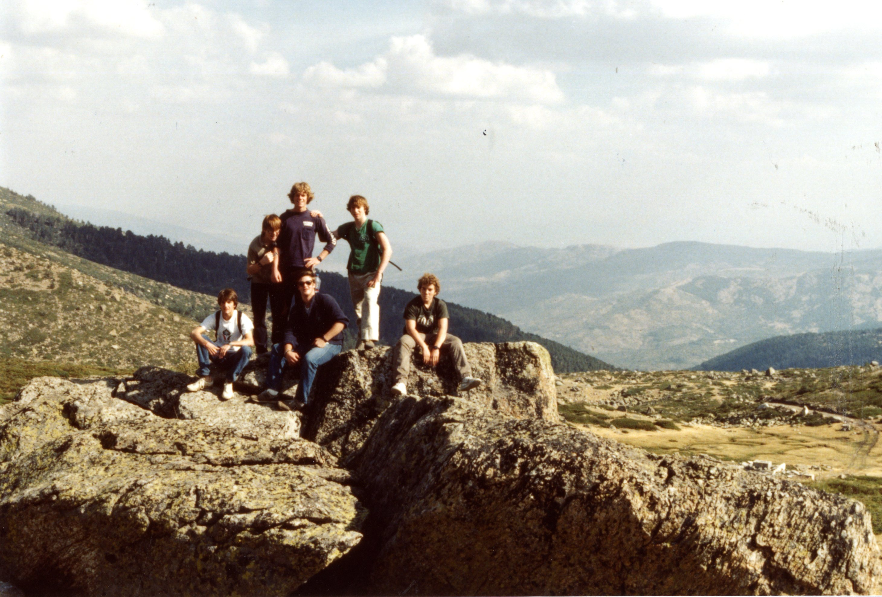 Proctor Academy study abroad in Spain since 1974