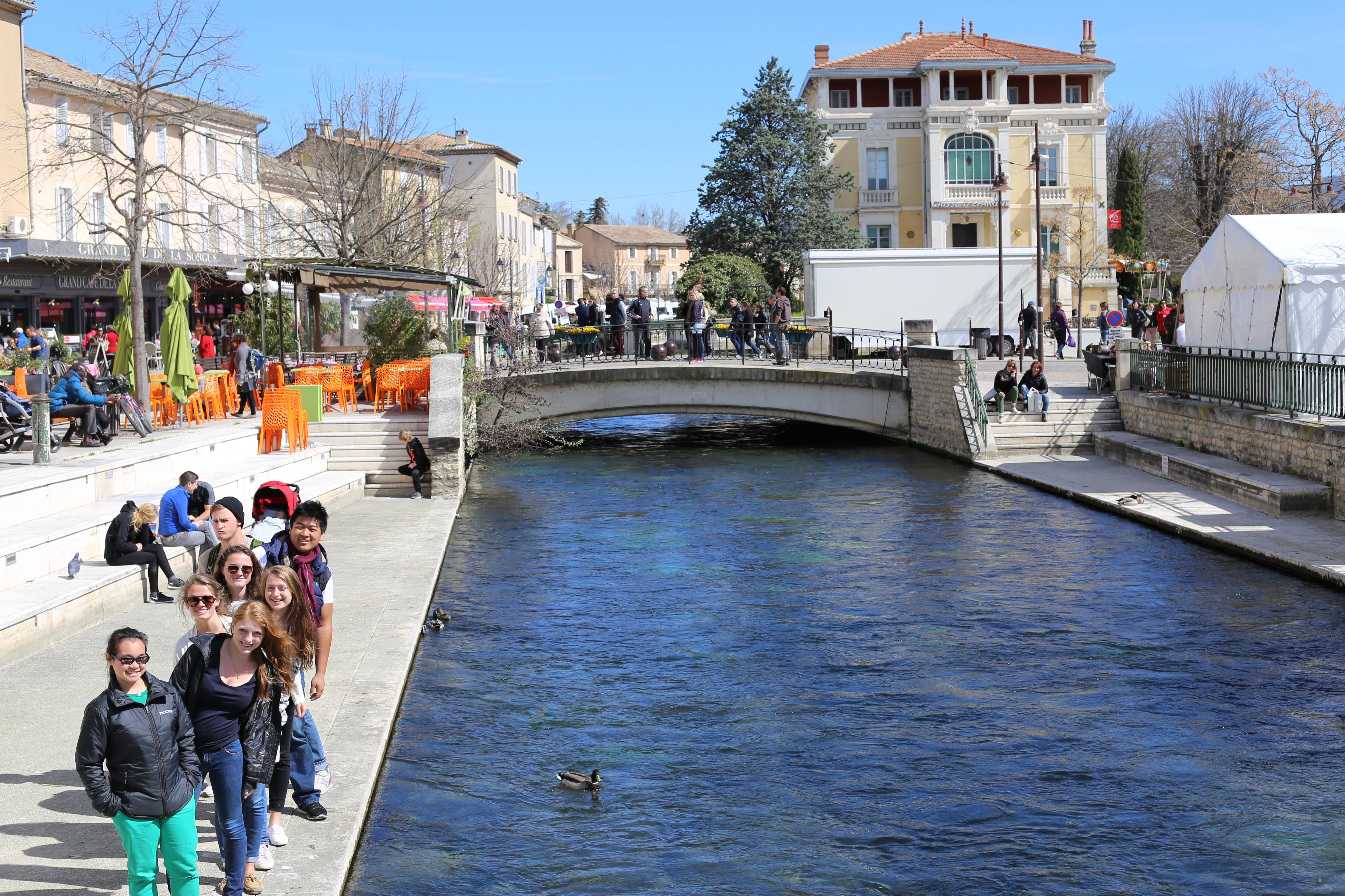 european art classroom proctor academy aix en provence