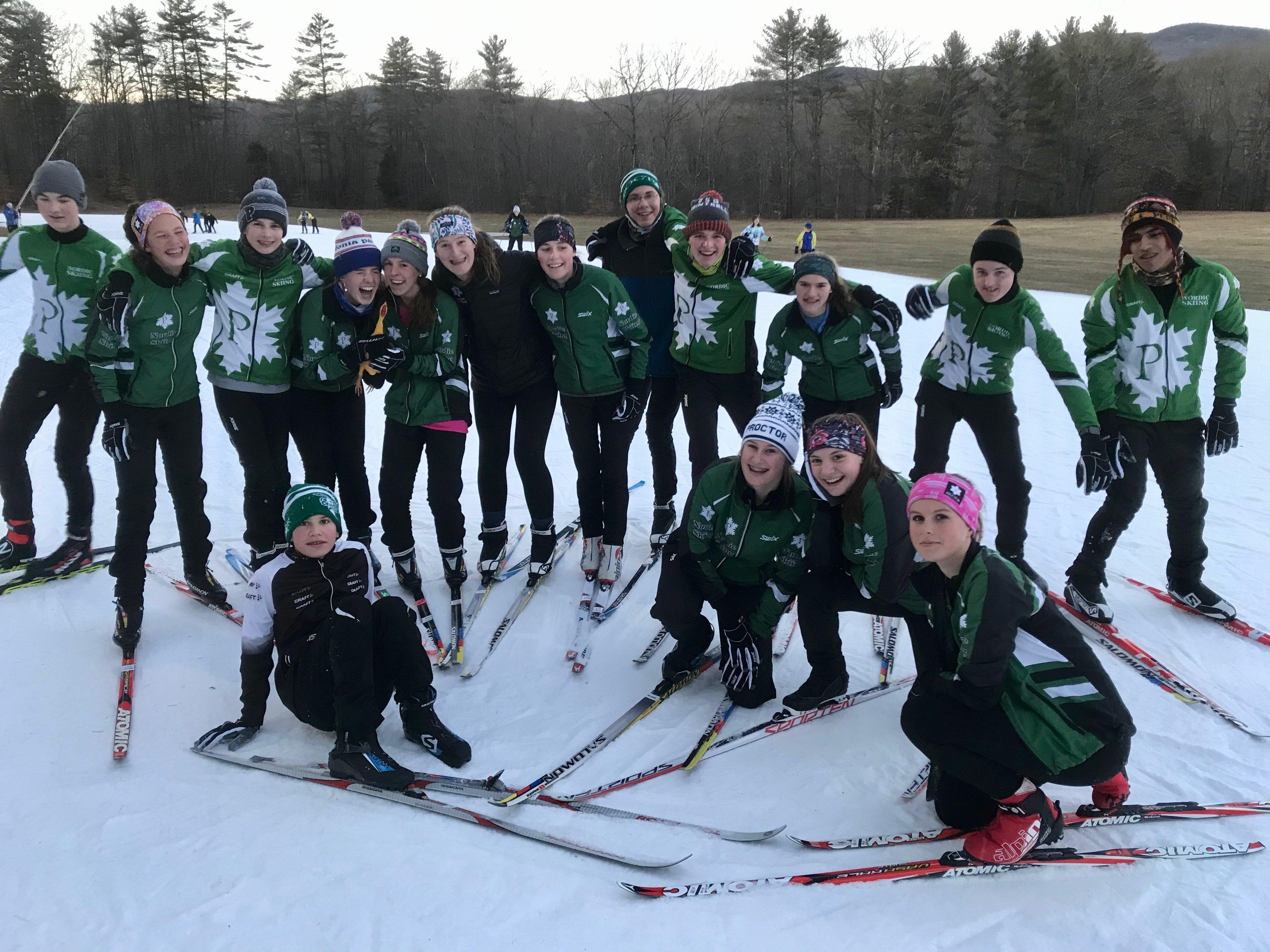Proctor Academy Boarding Prep School New England Athletics