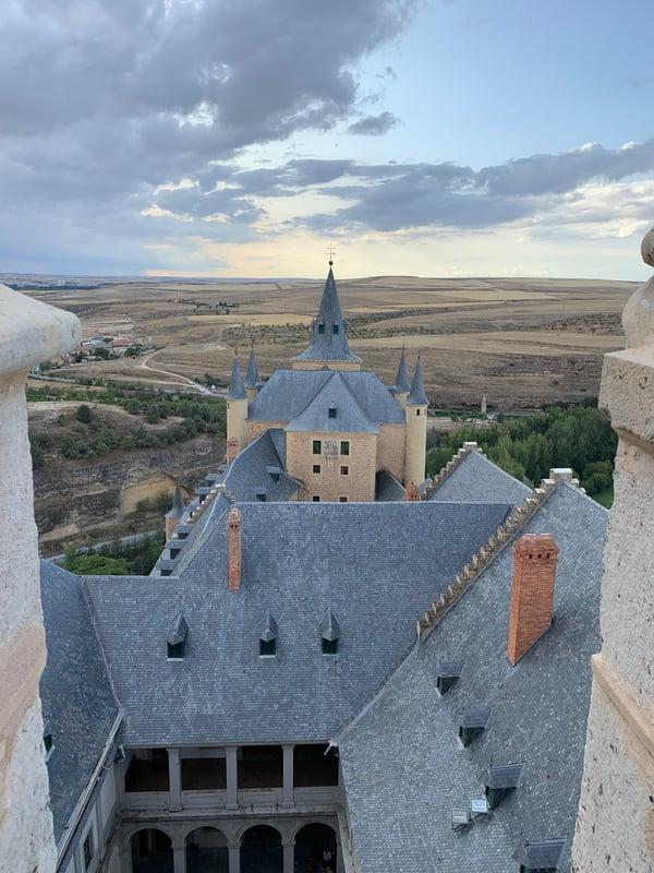 Proctor Academy en Segovia Study Abroad high School