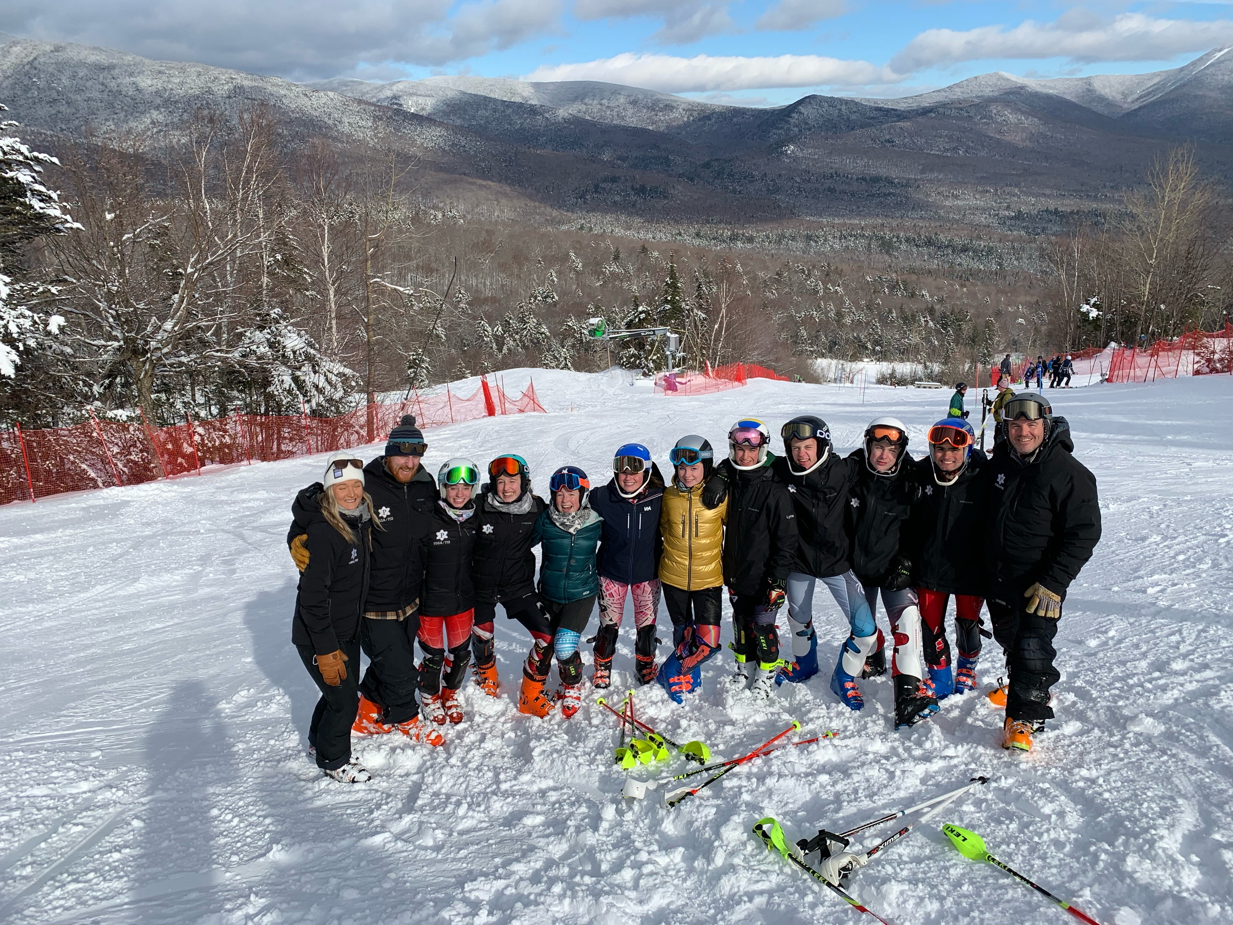 Proctor Academy Athletics Skiing