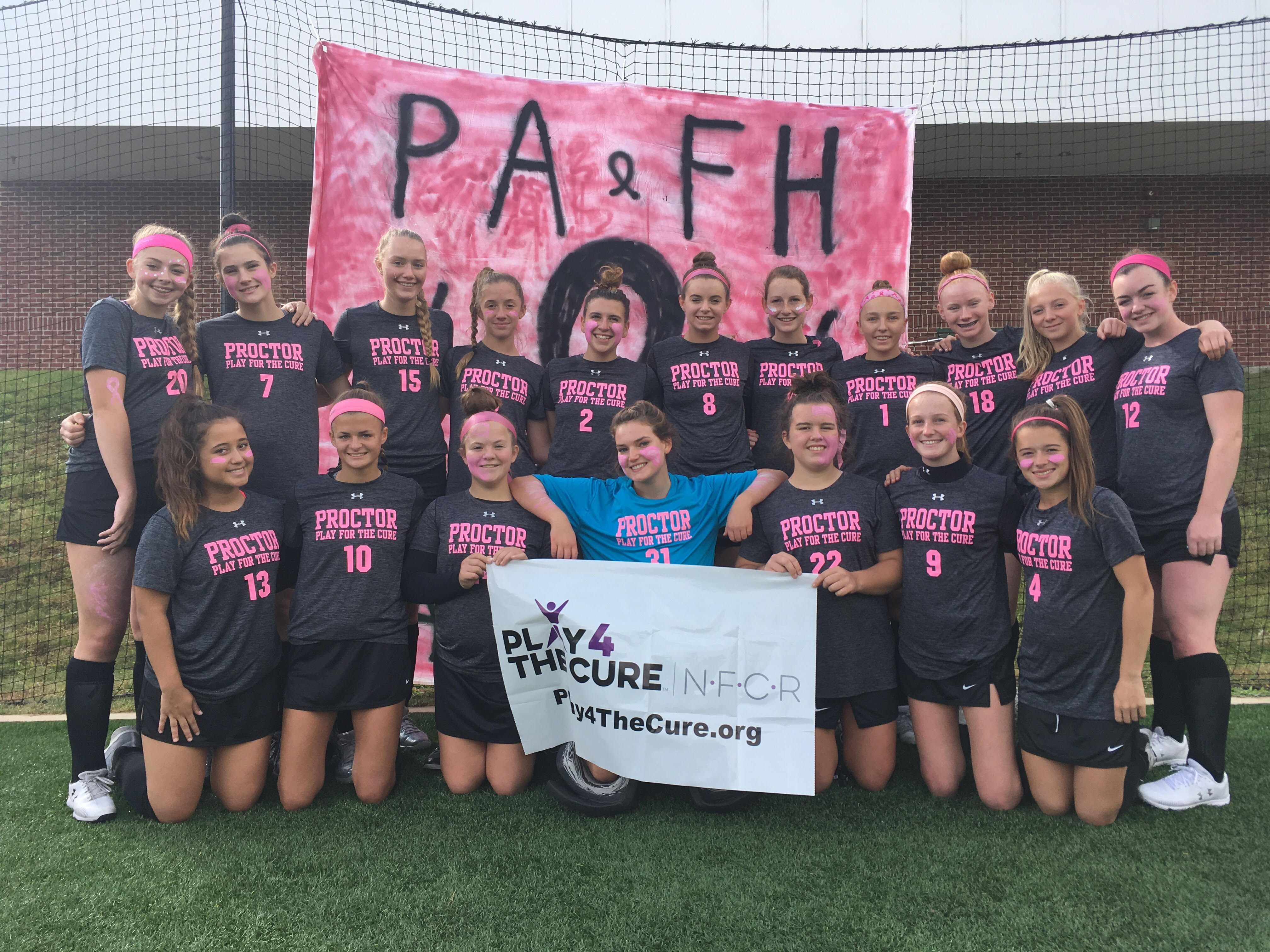 Play4Cure FH 2018