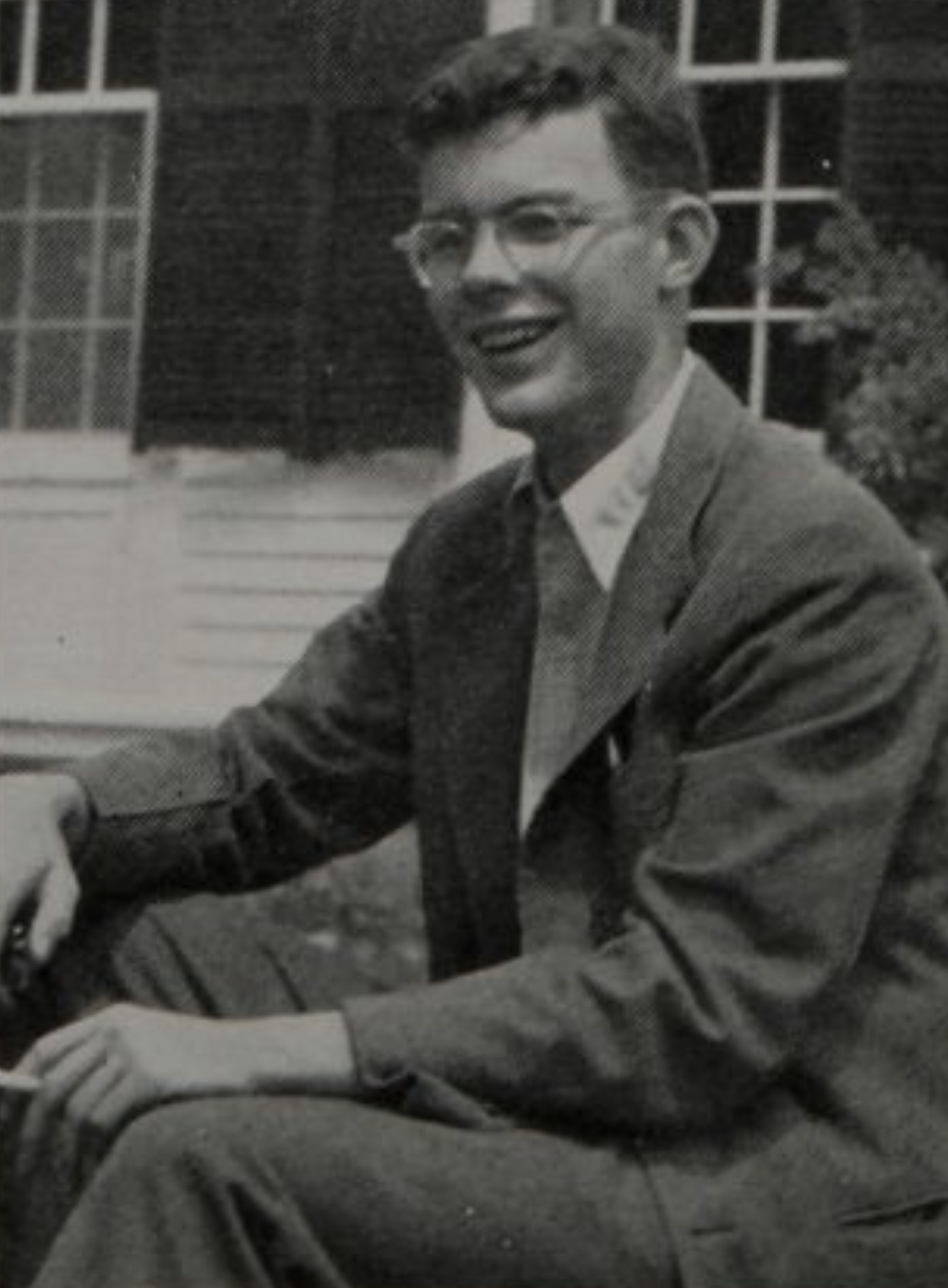 James L Dunbar '49 Legacy Society Proctor Academy Planned Giving