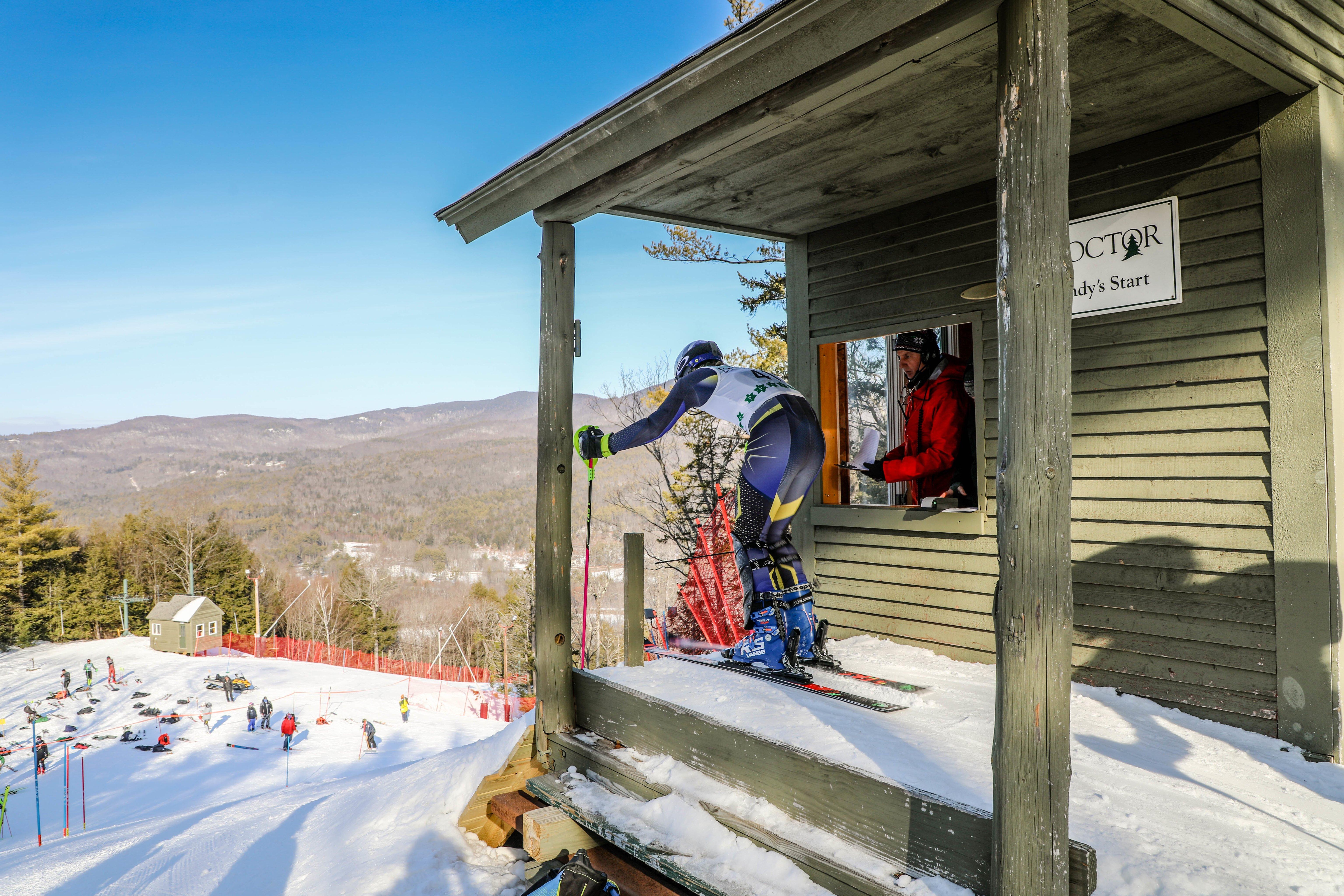 Proctor Academy Skiing Boarding School