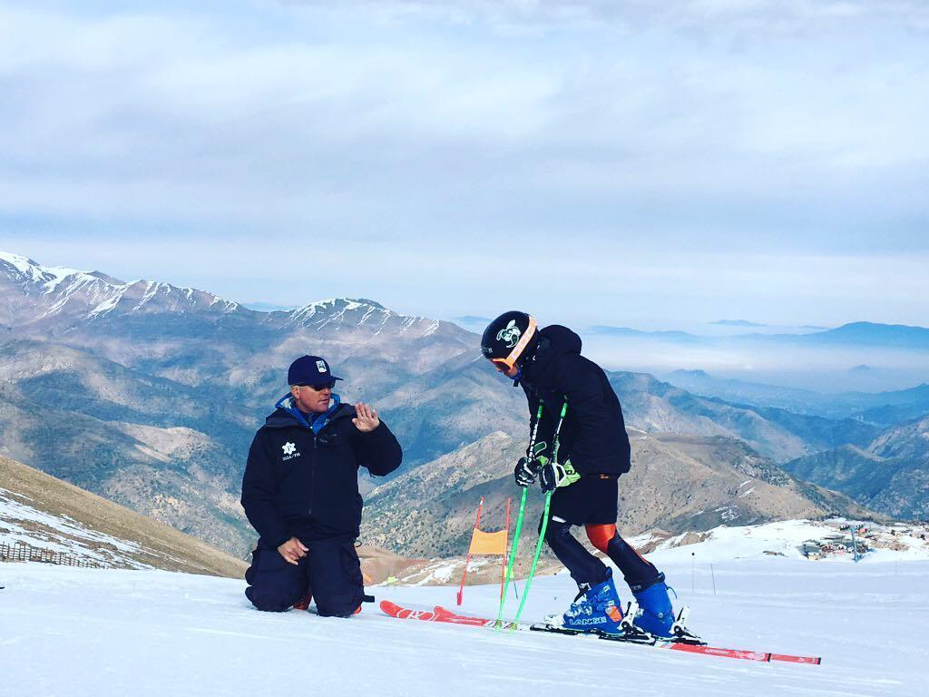 Ski Coach