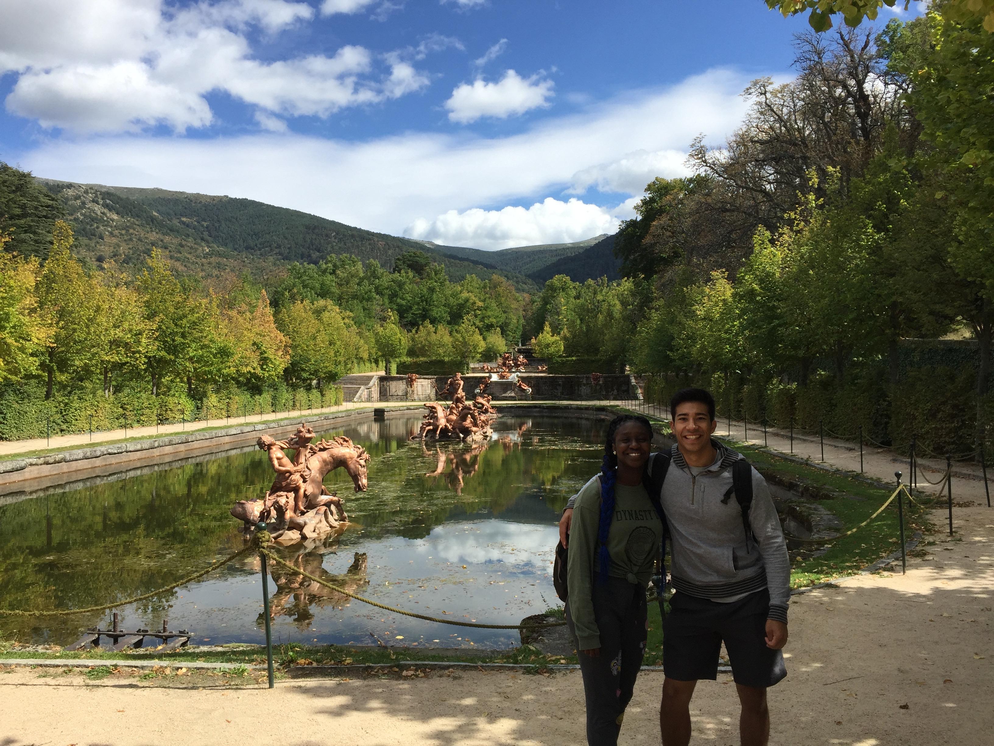 Proctor en Segovia Proctor Academy Study Abroad Program