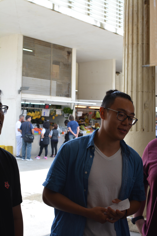 Proctor en Segovia Proctor Academy Off-Campus Study Abroad High School