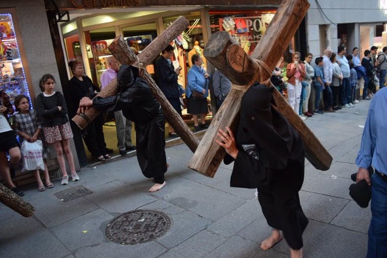Proctor en Segovia experiences Holy Week in Segovia