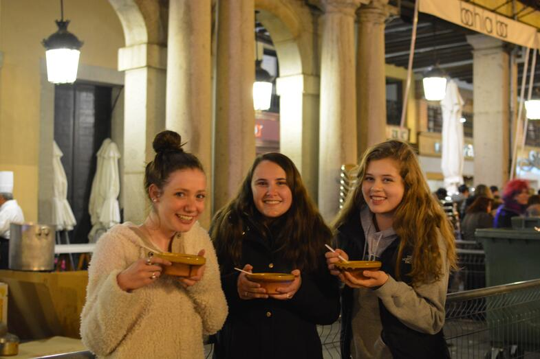 Proctor en Segovia experiences Carnaval in Segovia