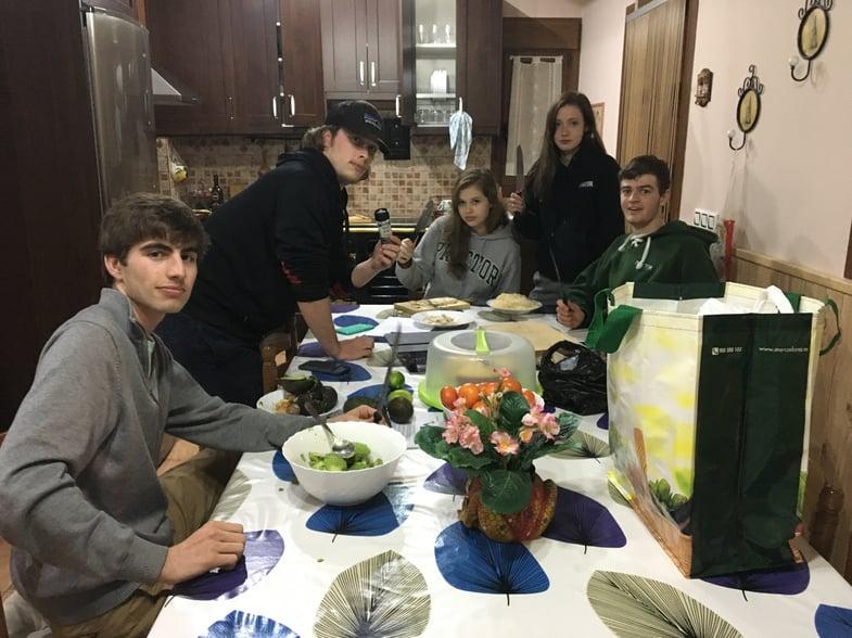 Proctor en Segovia Study Abroad Boarding School New England