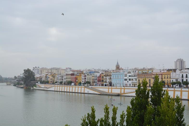Proctor en Segovia travels to Sevilla