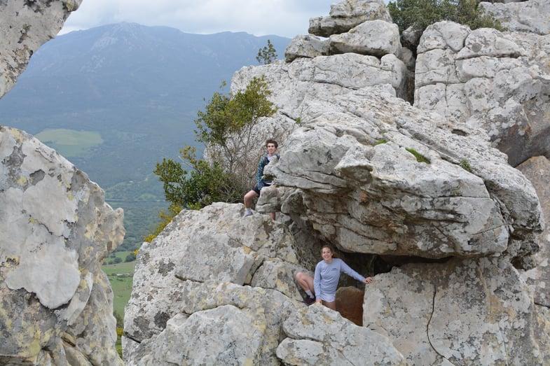 Proctor en Segovia visits Spain's Costa de la Luz