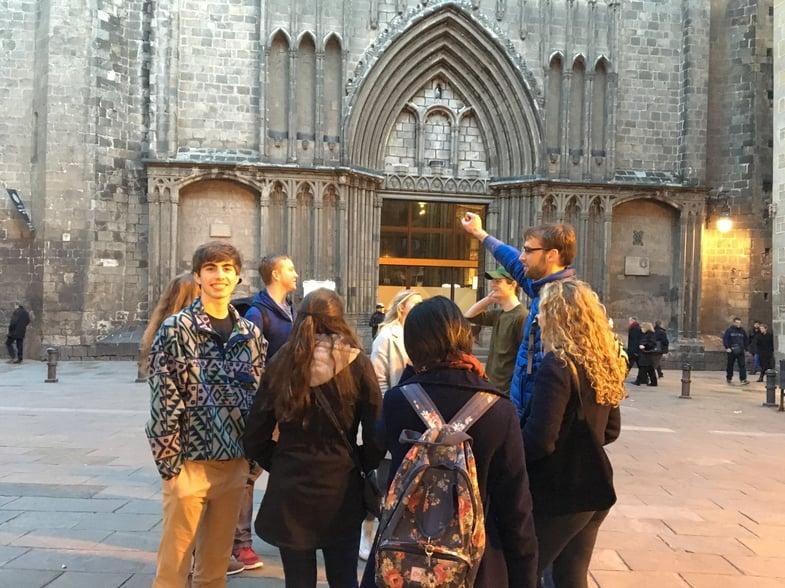 Proctor en Segovia in Barcelona