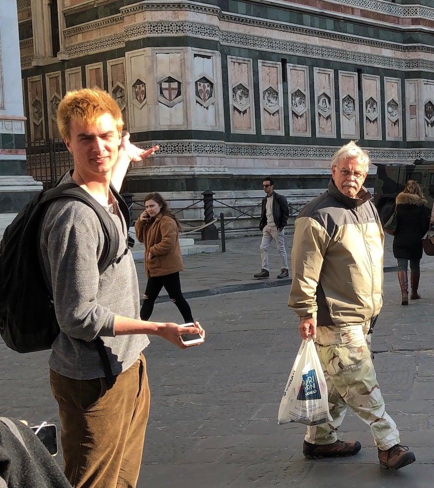 Proctor Academy European Art Classroom Study Abroad program
